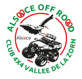 logo alsace off road club 4x4 vallée de la zorn