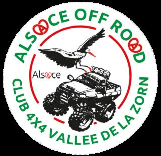 logo alsace off road club 4x4 vallée de la zorn