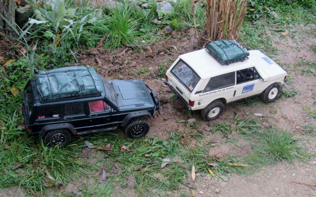 RC Scale-Crawler photo de véhicules radiocommandés