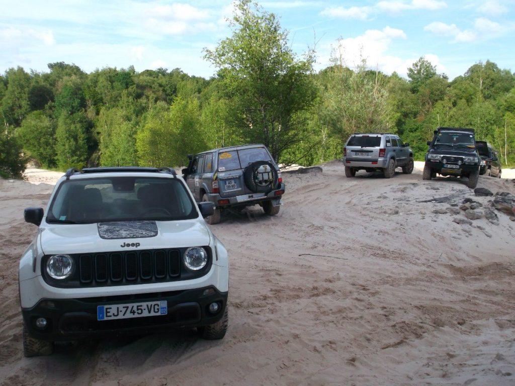 Photo extérieure de divers véhicule club 4x4 Vallée de la Zorn